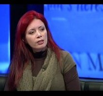 Laura live on Revelation TV, Europe.