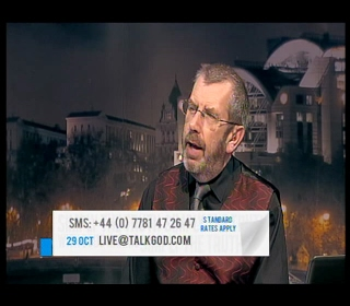 Doug Harris on Revelation TV.