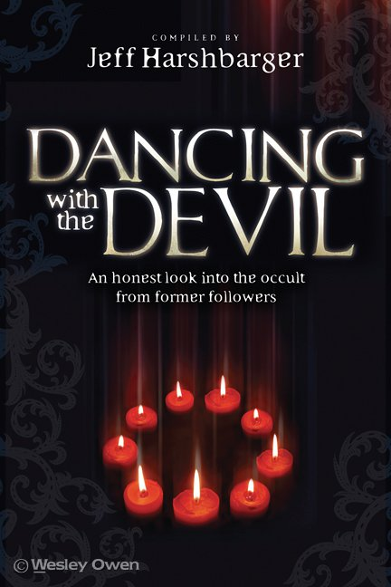 Dancing With The Devil by Jeff Harshbarger, published by Charisma House, USA. Sold in stores across USA & Wesley Owen Bookstores, UK. Also on Amazon.