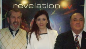 Doug Harris interviews Laura Maxwell & Michael Cummins, Revelation TV.