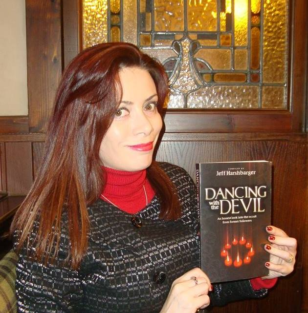 Dancing With The Devil - Laura's video review of book. (3/6)