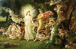 Fairies in Shakespeare