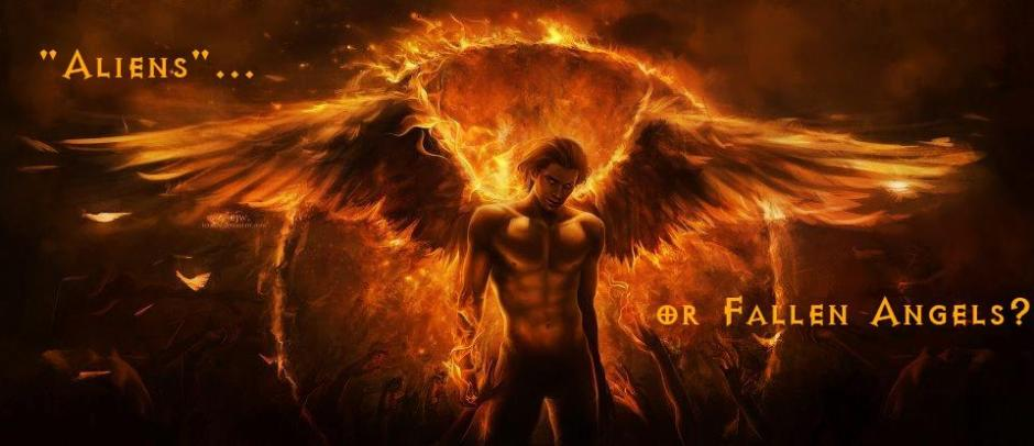 Fallen Demonic Angels Disguise Themselves As Spirits or Angels of Light!