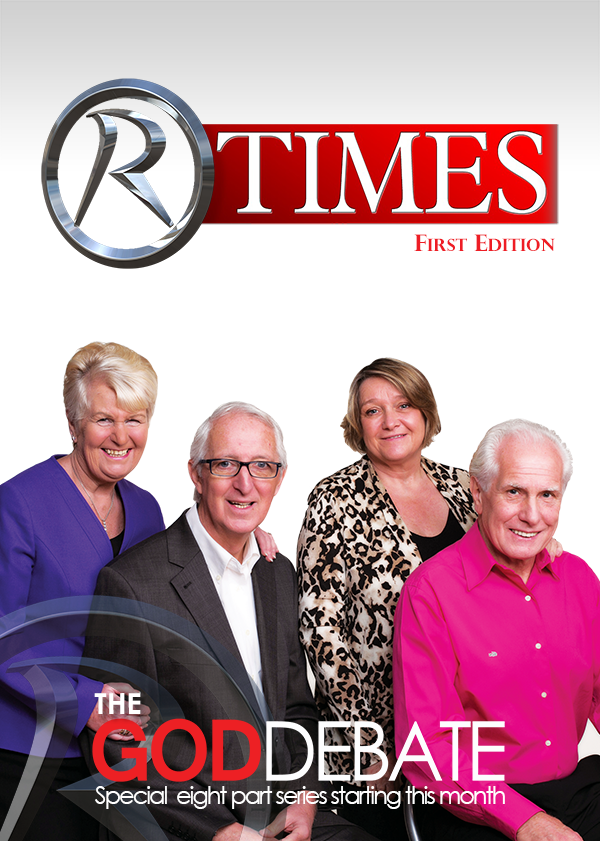 Revelation Times-First Edition, October 2013.