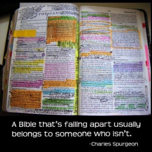 Spurgeon+Bible