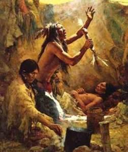Cheyenne Medicine Man