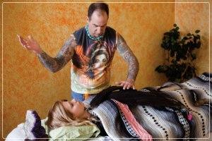 shamanic 'healing'
