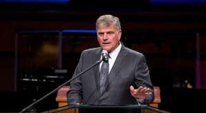 Franklin Graham.