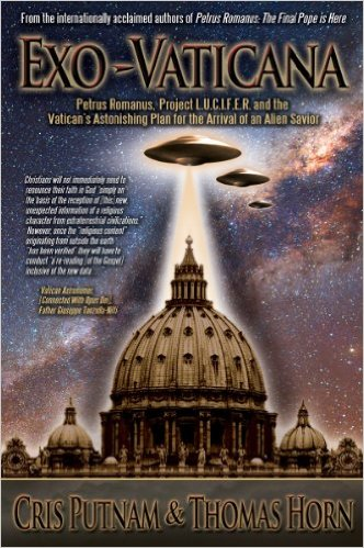 Exo Vaticana by Thomas Horn & Cris Putnam.