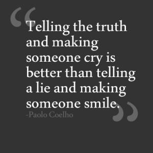 truth cry