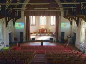 Hollymoor Church