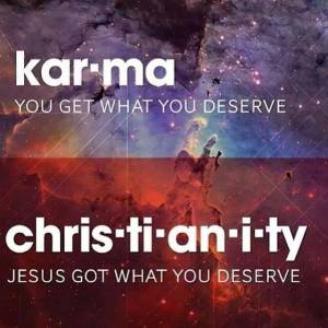 Jesus or Karma Reincarnation