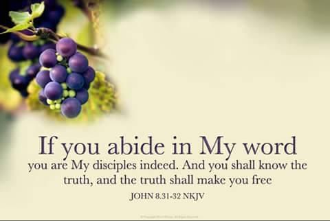 John 8:30-32
