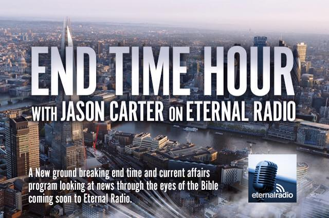 Jason Carter's radio show