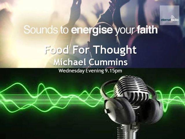 Michael Cummins on Eternal Radio