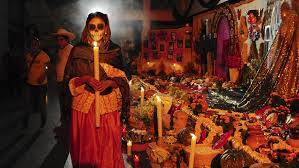 The Days of the Dead in Mexico