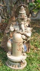 Hindu elephant god -Ganesha