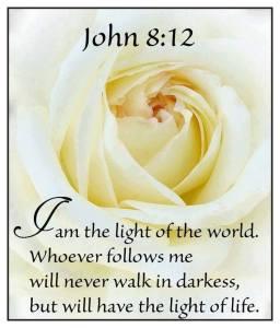 Jesus is Light of world