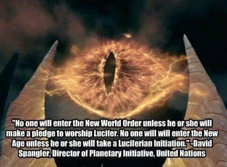 Luciferian David Spangler