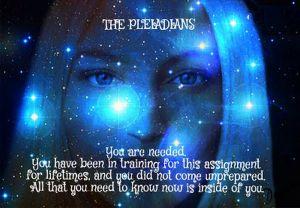 Deceptive Pleiadian Mission