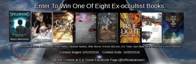 Ally Tower's book contest