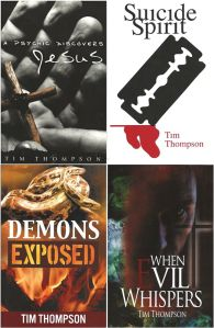 Some of Tim Thompson's books