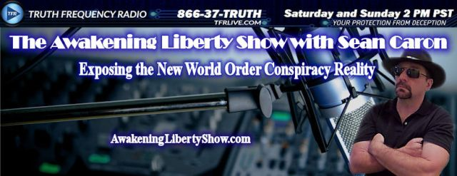 Sean Caron Truth Frequency Radio
