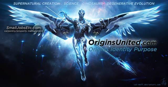 David Harrison - OriginsUnited.com