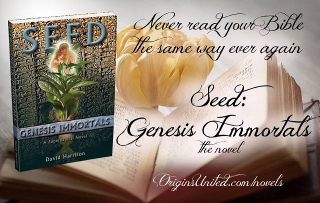 SEED: Genesis Immortals by David Harrison