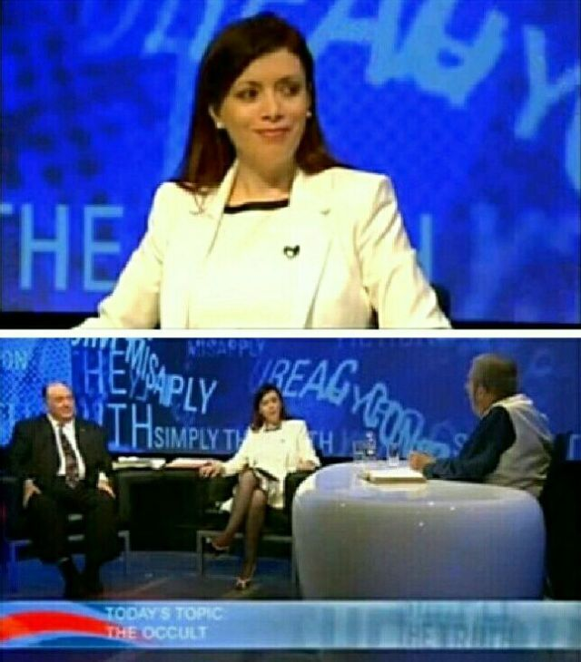 Laura TV collage
