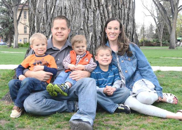 david-harrison-family