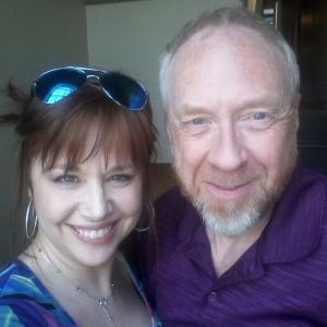 Rachel and Shawn Kelly