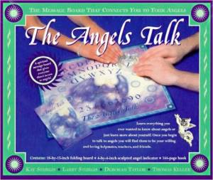 WARNING: The Angel Board is a Ouija Board in Disguise by Ex