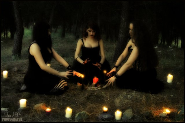 Witchcraft Ritual