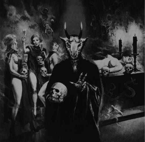 Halloween Confessions: Interviews with Ex Satanists and