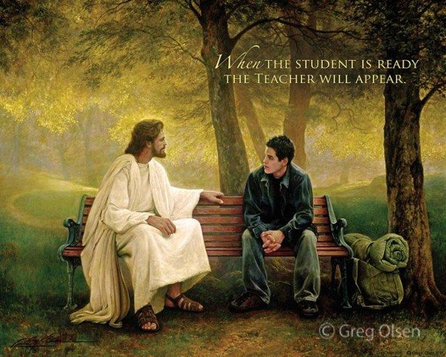 Jesus Teacher Truth Boy Man