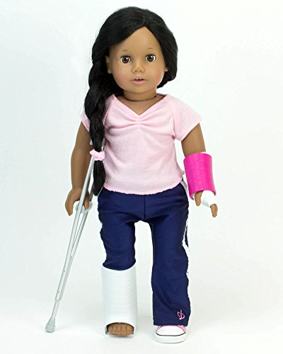 recovering doll