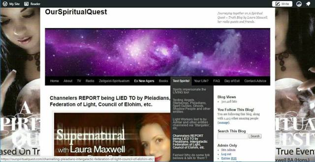 Laura Blog Your Spiritual Quest
