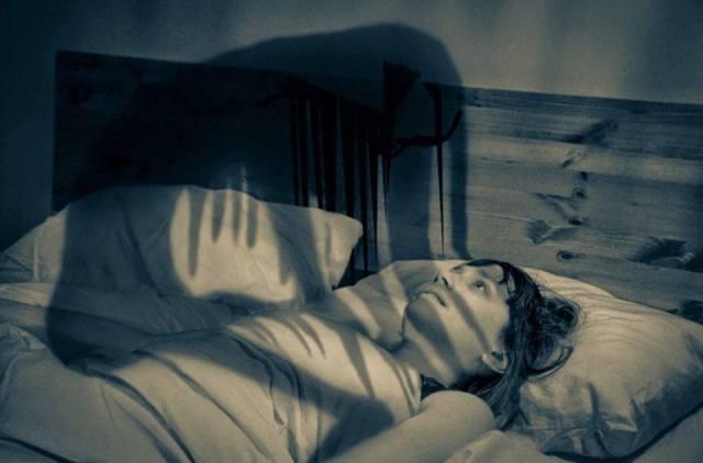 demon alien spirit sleep paralysis night terrors nightmares
