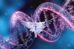 DNA Activation Energy Healing New Age Source Higher Self Angel