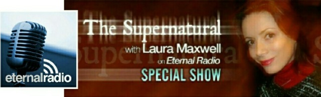 Laura Eternal Radio Logo