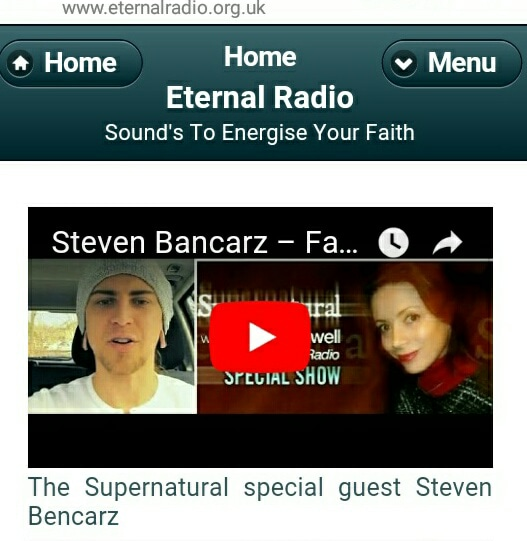 Eternal Radio Laura Maxwell 3