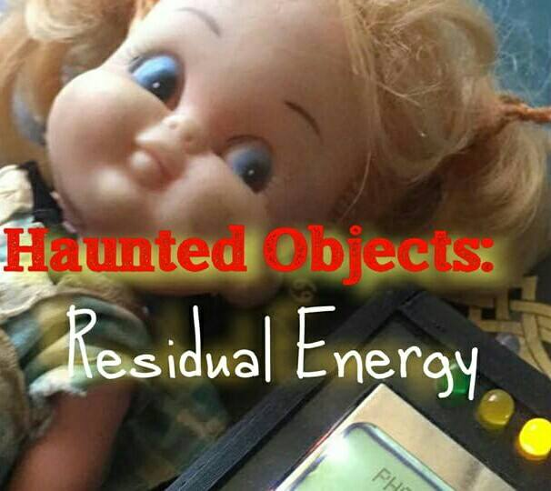 cursed haunted defiled occult EVP Ouija energies