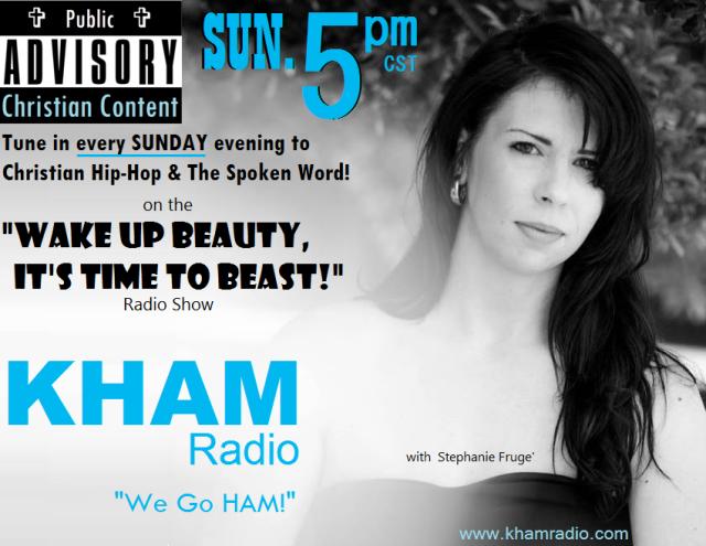 Stephanie Fruge KHAM Radio