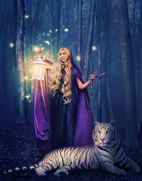 witchcraft wicca pagan goddess