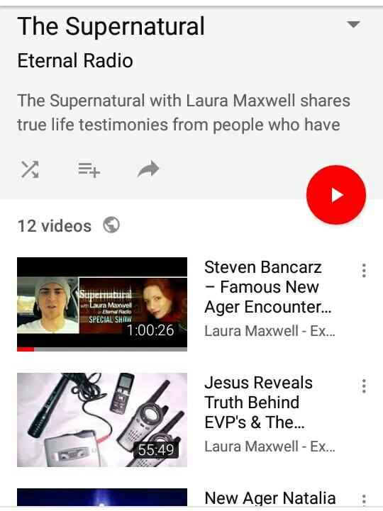 eternal radio youtube channel