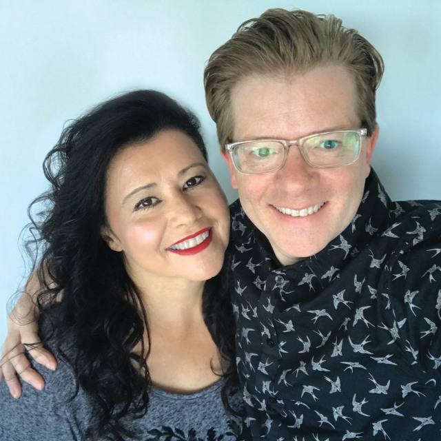 Jason and Orsola Carter
